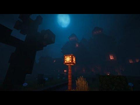 Custom Minecraft Outlast Map