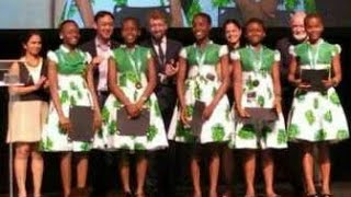 Igbo girls rules the world. Wins gold medals in a worldwide contest.