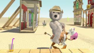 Little Charley Bear - Wild West Caramel
