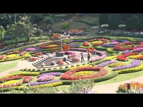 Chiang Rai Thailand Mae Fah Luang garden