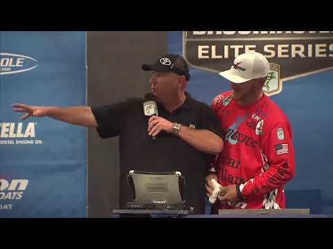 Elite weigh-in: 2017 Cherokee Lake Day 3