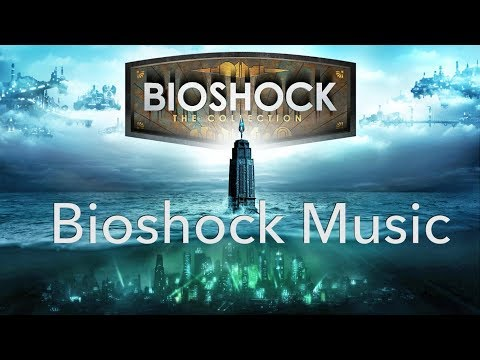 Bioshock Music and Soundtrack - Ambience Experience [HD]