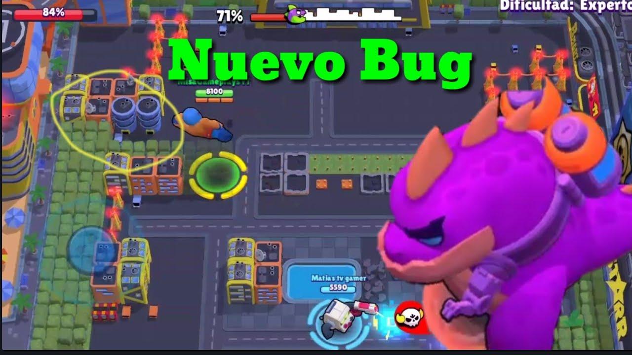 Nuevo bug con el primo en  Irrupcion urbana   Brawl Stars