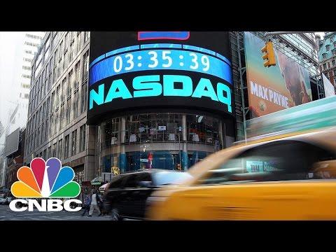 Nasdaq Hits Record High | CNBC