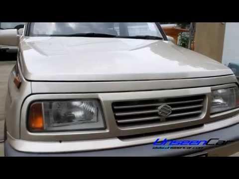 รถมือสอง SUZUKI VITARA โฉมปี (ปี97-03) 1.6 i JLX 5 Dr AT