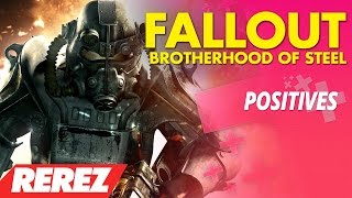 The Worst Fallout Game Ever Made - Fallout: Brotherhood of Steel - Positives - Rerez