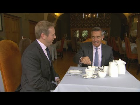 Learn tea etiquette from a former royal butler