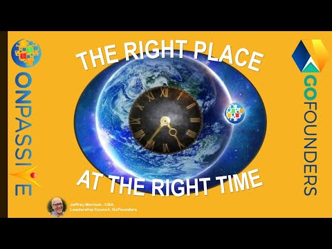 GoFounders: Right Time, Right Place
