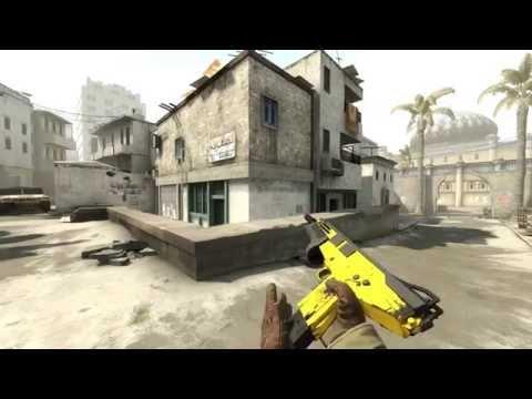 MAG-7   Bulldozer - Skin Showcase - YouTube