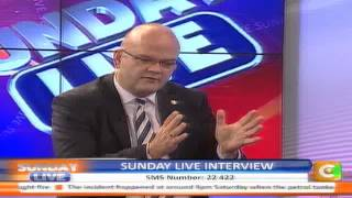 Sunday Live Interview 250m Dollar Farmers' Fund