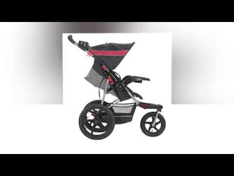 Baby Trend Range Travel System Folding Jogging Stroller Centennial Tj99181