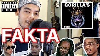 """Ical Mosh """"Gorilla's"""" (prod Sang Kakala) - Reaction by Shaf 
