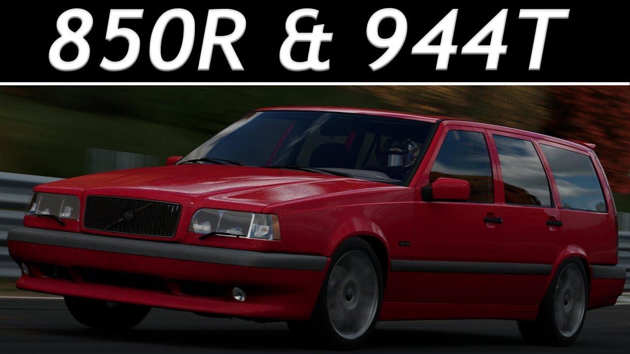 1989 Porsche 944 Turbo 1997 Volvo 850r Wagon Maple Valley Circuit Forza 7 Pc
