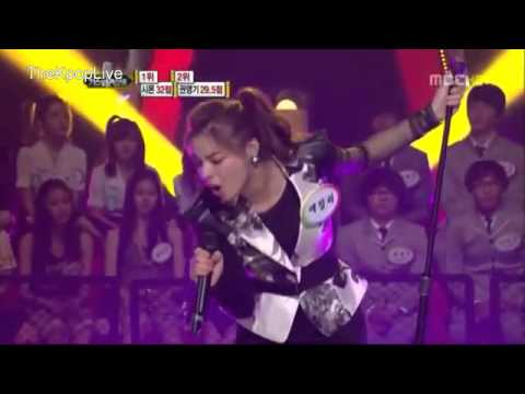 Ailee(Korean Beyoncé) singing 'halo' OMG!!!!