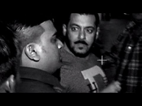 Not Again! Did Salman Khan Slap His Bodyguard? | Bollywood News