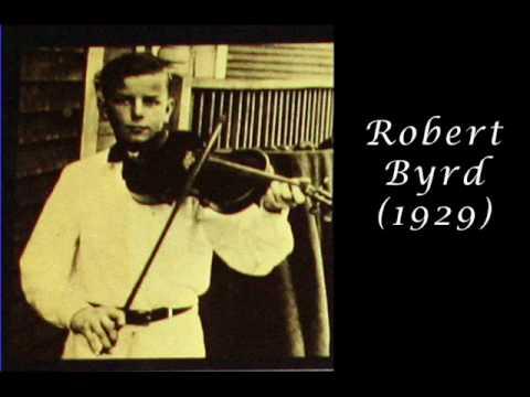 Senator Robert Byrd: Cumberland Gap (1978 Recording)