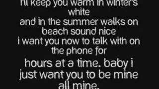 I Just Want You - Aj Rafael(With Lyrics)