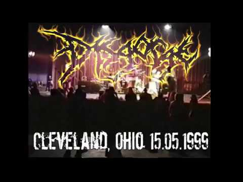 Disgorge LIVE - Cleveland, OHIO, USA, 15.05.1999 - with Matti Way - Dani Zed