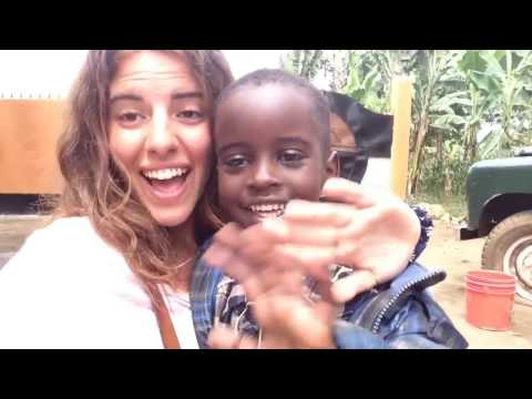 Volunteer in Tanzania with VolSol