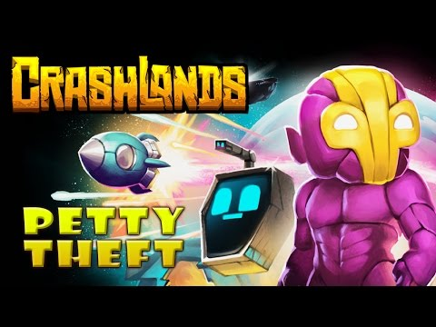 Crashlands - Petty Theft - Gameplay - Android iOS