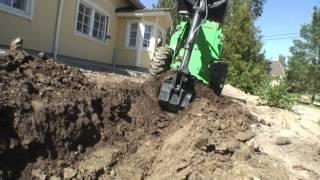 Avant Digger 140 2 Thumbnail