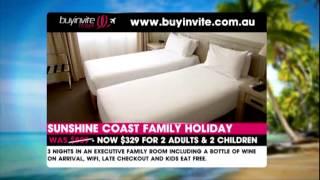 Buyinvite: Sunshine Coast Family Holiday Thumbnail