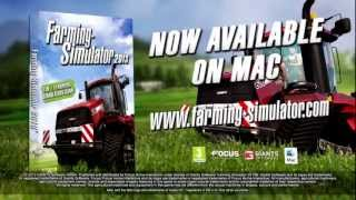 Farming Simulator 2013 - Now Available on Mac