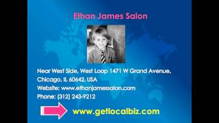 Ethan James Salon - Chicago salon in West Town and West Loop - Get Local Biz Thumbnail