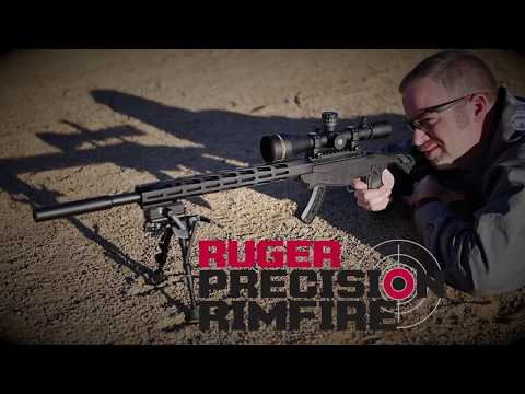 Ruger Precision™ Rimfire Features