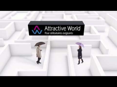 Attractive World - Publicité hiver  2012