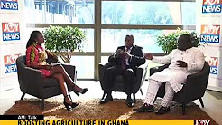 Boosting Agriculture in Ghana - AM Talk on JoyNews (31-10-17)