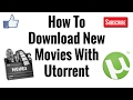 How To Download New  Movies In Utorrent In Android ( HINDI )