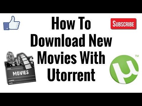 How To Download New  Movies In Utorrent In...
