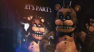 ANALIZANDO Five Nights at Freddy's 1 Remake Oficial - FNAF PLUS