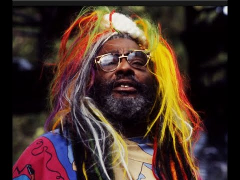 Parliament Promotion! Atomic Dog... George Clinton!