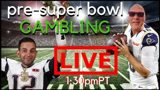 🔴LIVE 🏈 pre-Super Bowl GAMBLING SESSION ✪ BCSlots