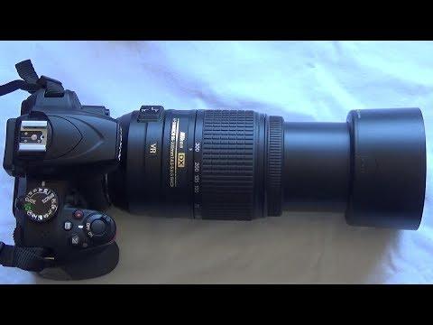 Beginner Photographer Reviews Nikon AF-S DX NIKKOR 55-300mm f/4.5-5.6G VR Lens