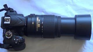 Beginner Photographer Reviews Nikon AF-S DX NIKKOR 55-300mm f 4 5-5 6G VR Lens
