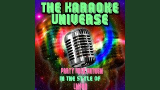 Party Rock Anthem (Karaoke Version) (In the Style of Lmfao)