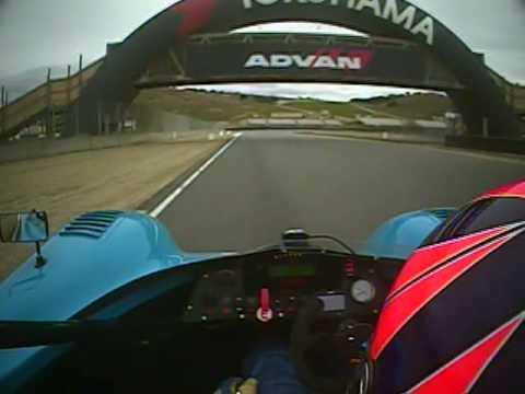 Radical Cup qualifying Laguna Seca Feb 2008 - Prosport 1300