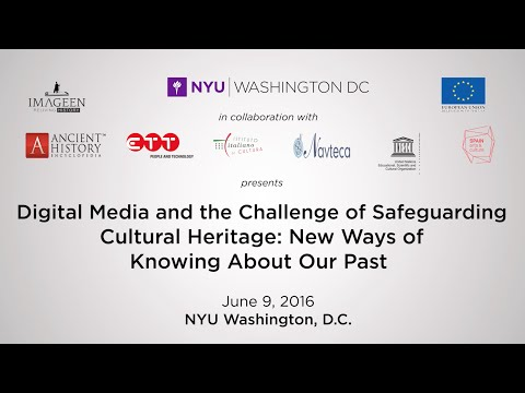 Digital Media and the Challenge of Safeguarding Cultural Heritage