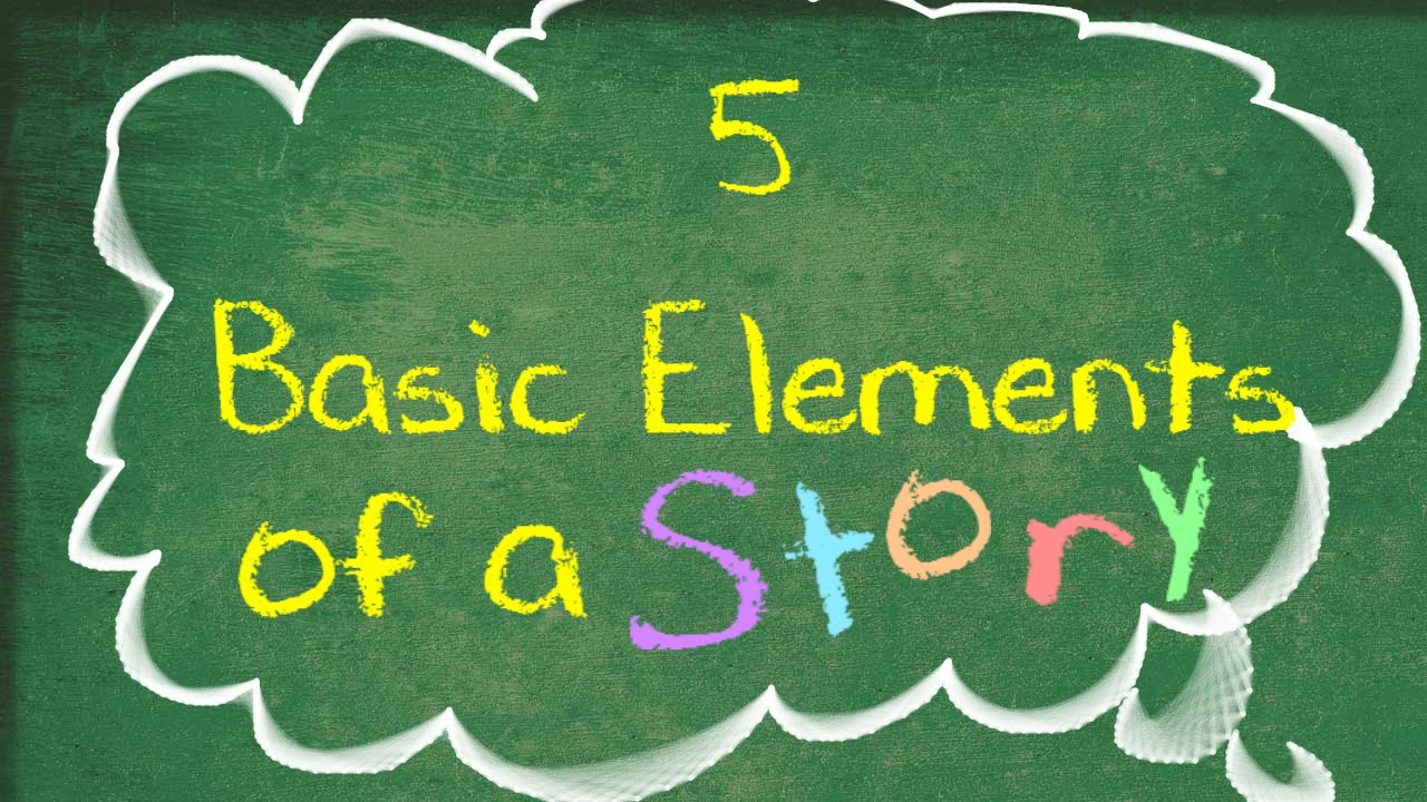 Image result for 5 elements of a story