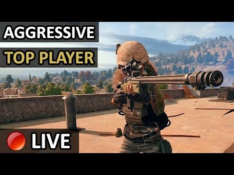 🔴 Aggressive PUBG Gameplay | 800+ Wins