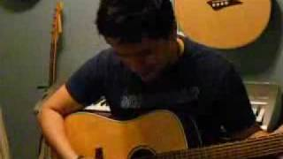 Wallflowers One Headlight acoustic cover