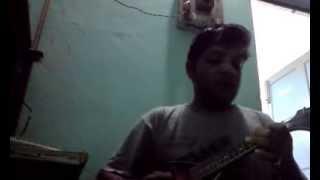 Aankhon hi Aankhon Mein Ishara Ho Gaya-Mandolin