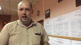 Подсчет голосов в ТИК Уссурийска