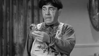 The Three Stooges   128   A Snitch In Time 1950 Shemp, Larry, Moe DaBaron 16m37s