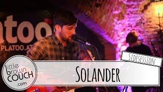 Solander - The Woods Are Gone - Platoo Side Sessions