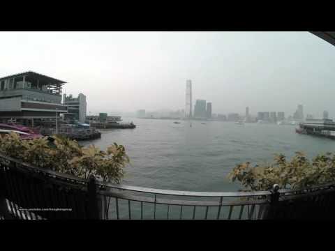 【Hong Kong Walk Tour】Central harbor-front