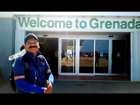 GRENADA TOUR BY T N SURESH KUMAR